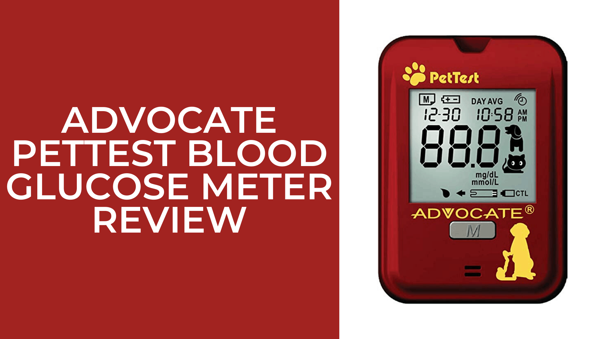 Advocate Glucose Meter review