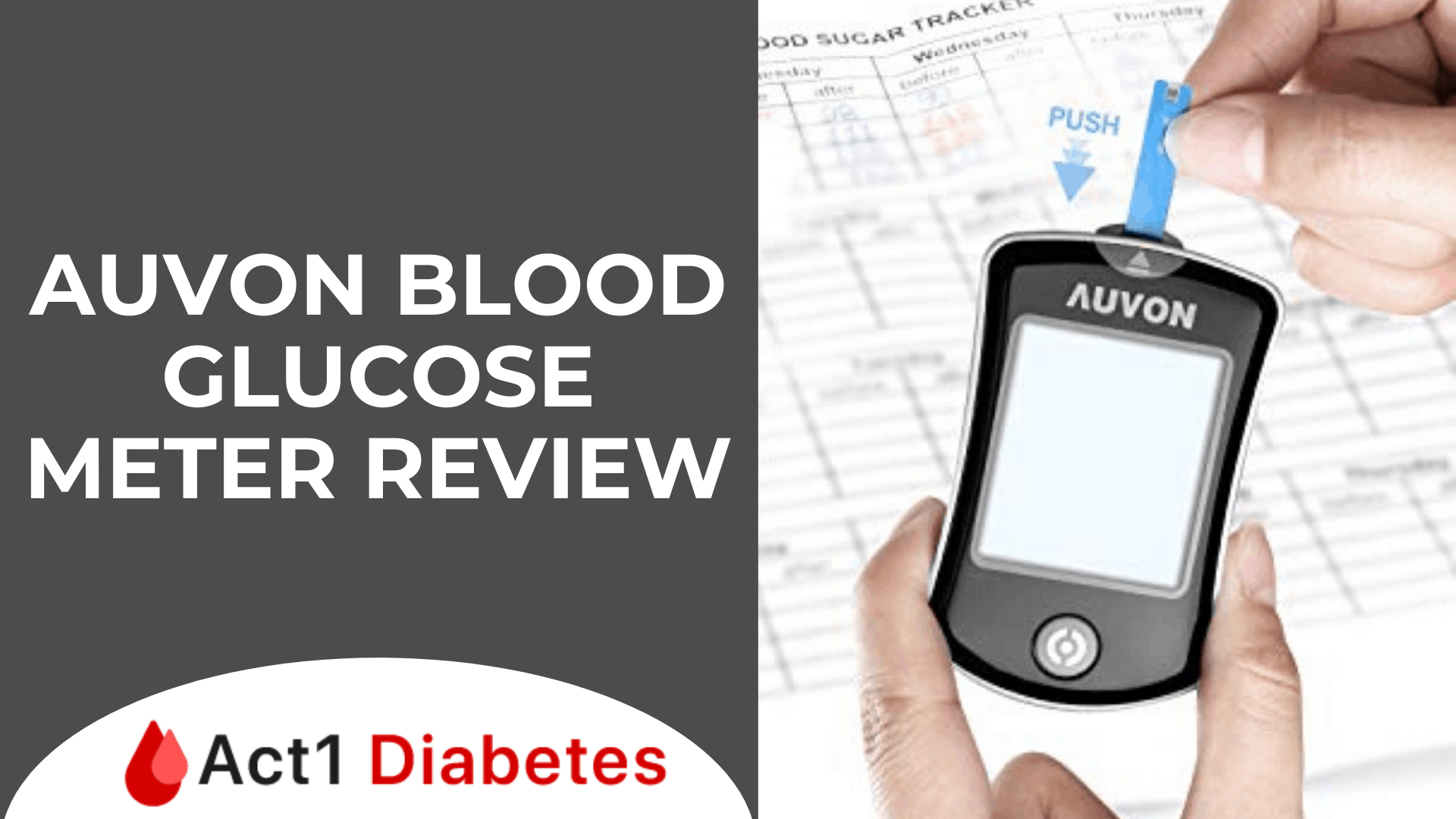Auvon Blood Glucose Meter Review