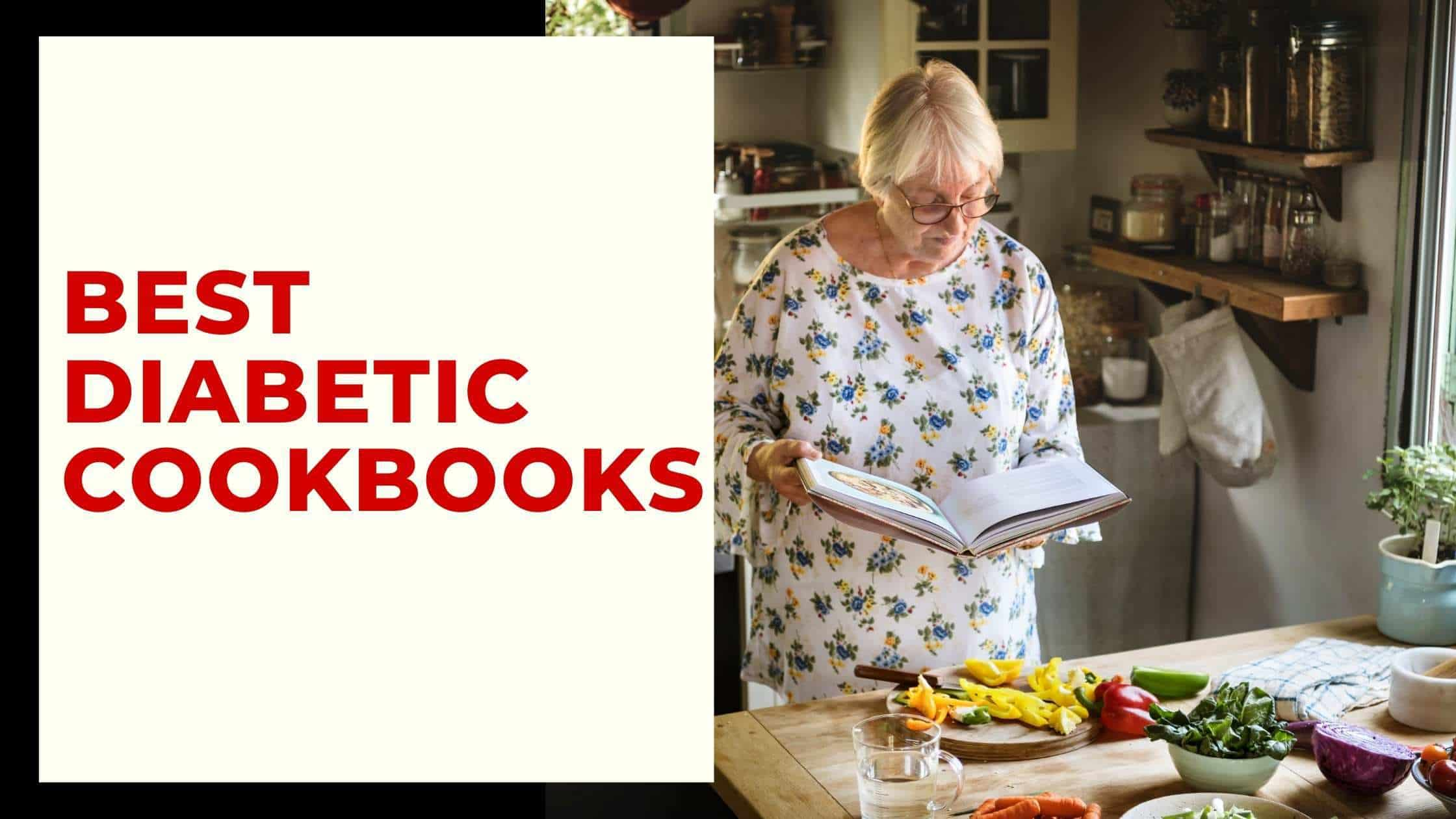 best diabetic cookbooks