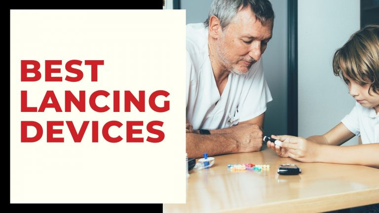best lancing devices