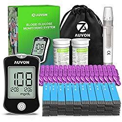 AUVON DS-W Blood Sugar Kit