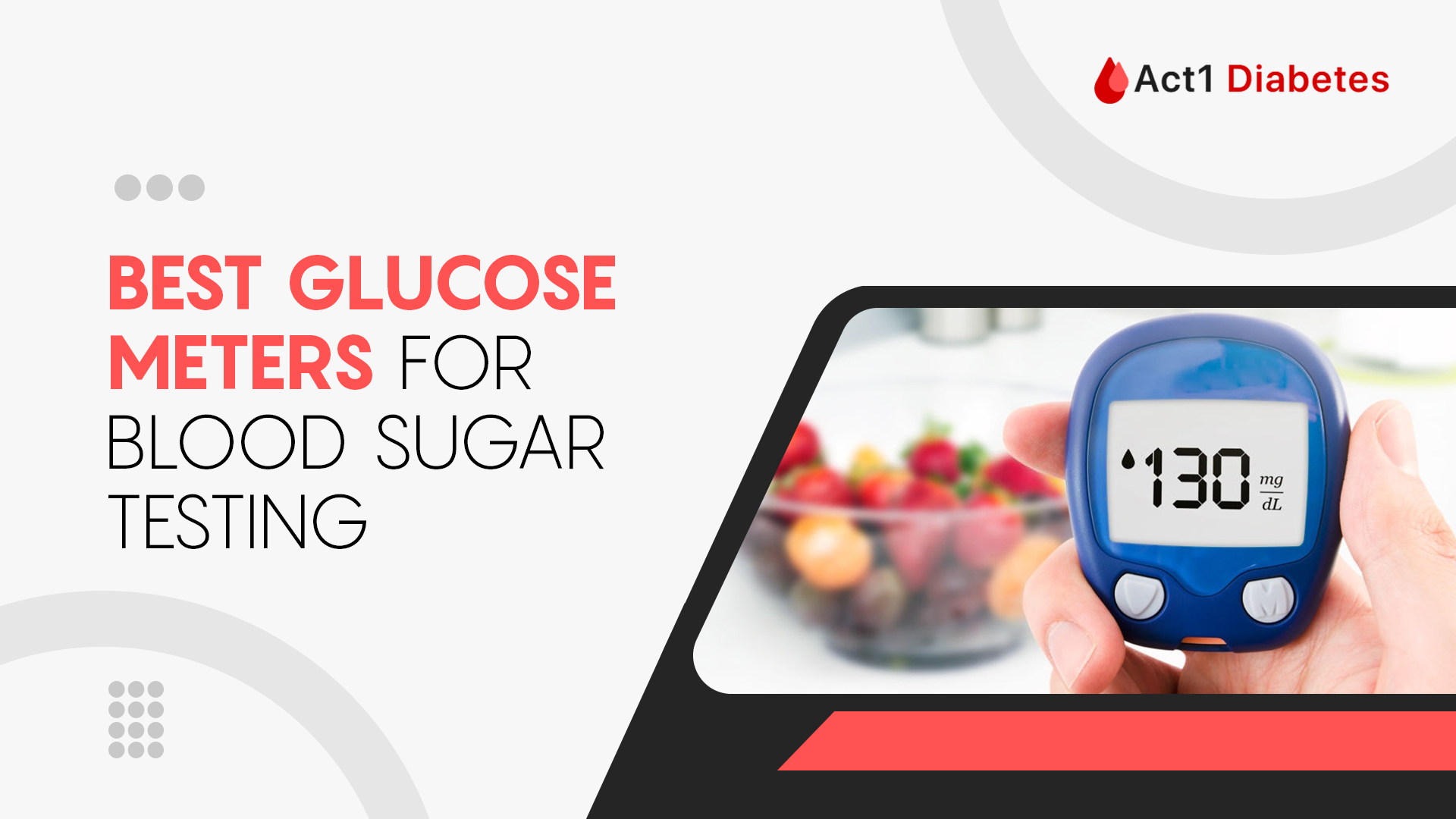 19 Best Glucose Meters For Blood Sugar Testing