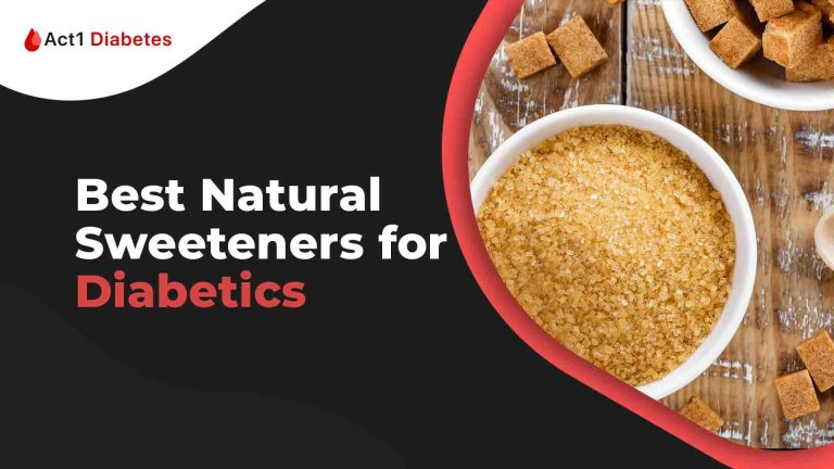 best natural sweeteners for diabetics