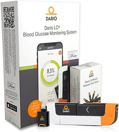 Dario LC Blood Glucose Monitor Kit