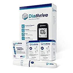 Diathrive Blood Glucose Monitoring Kit