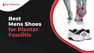 Best Mens Shoes for Plantar Fasciitis banner