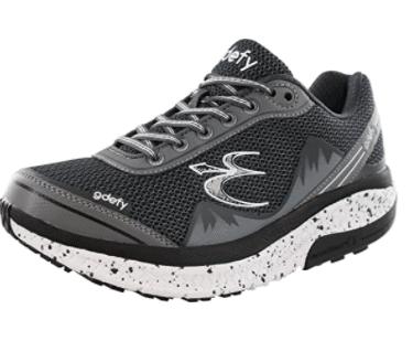 Gravity Defyer Proven Pain Relief Men's G-Defy Mighty Walk - Shoes for Heel Pain